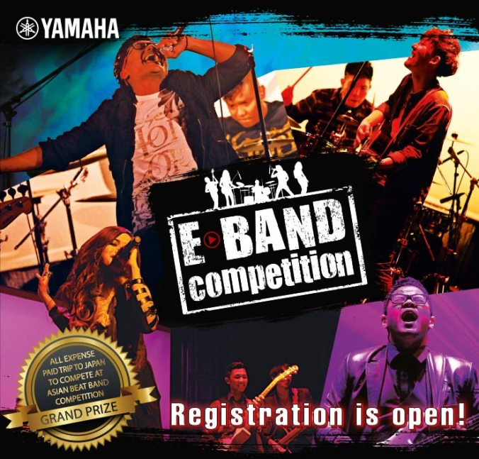 yamaha competition