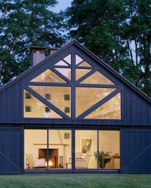Modern Metal Building Barn Homes