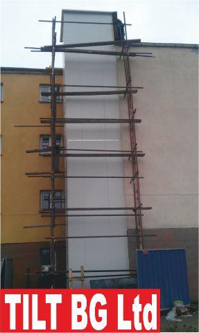 Проектиране на метална конструкция. Производство и монтаж на метални халета. Доставка и монтаж на термопанел и плоскости от поликарбонат