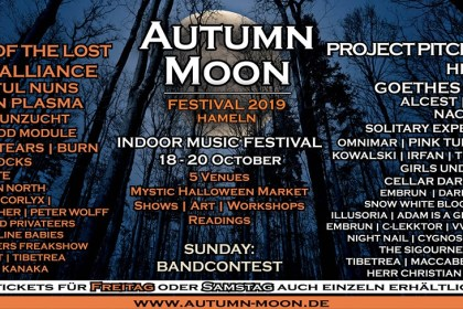 Autumn Moon Flyer