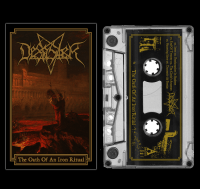Desaster – The Oath of an Iron Ritual (Tape)