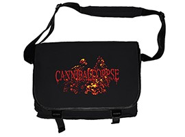 Cannibal Corpse – Pile of Skulls (Messenger Bag)