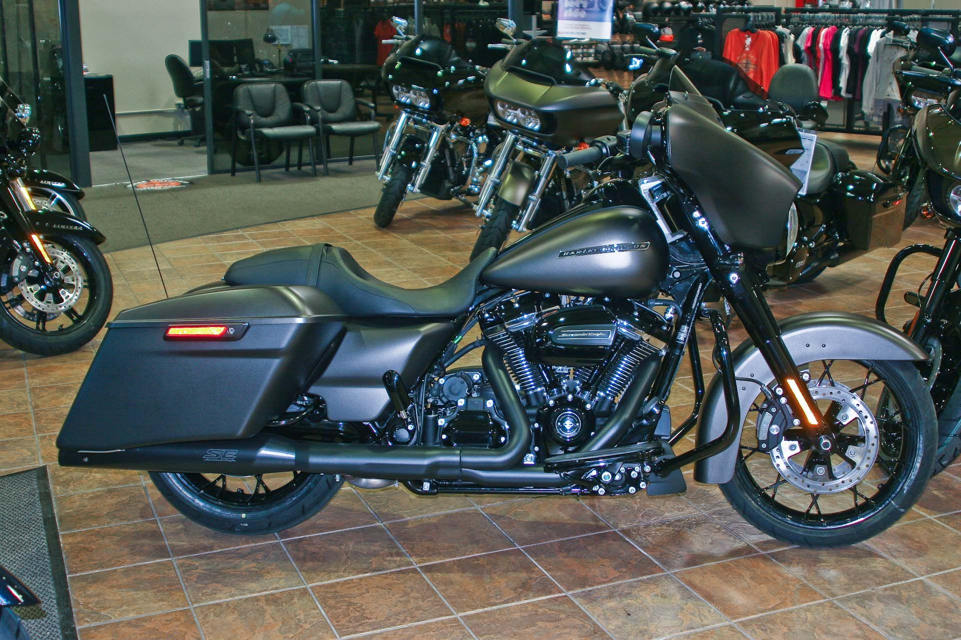 new 2020 harley davidson touring street glide special flhxs