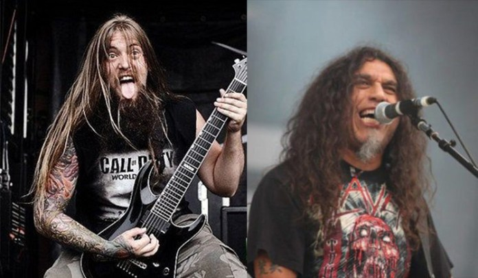 Mark Heylmun Tom Araya
