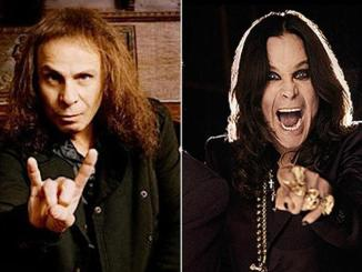 Ronnie James Dio Ozzy Osbourne