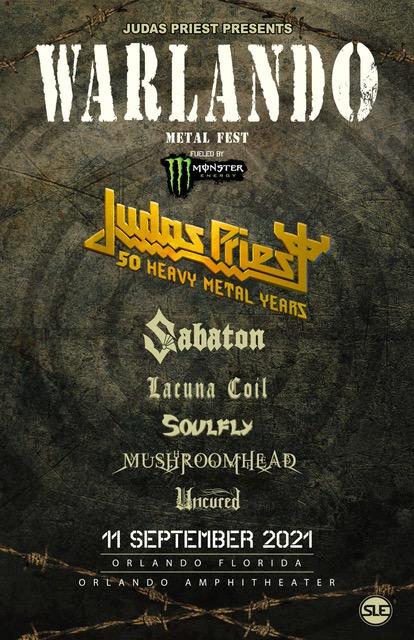 Judas Priest Warlando Festival