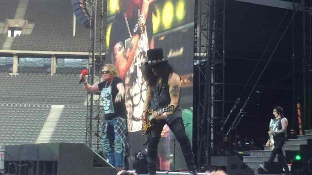 Guns N' Roses Live 2018