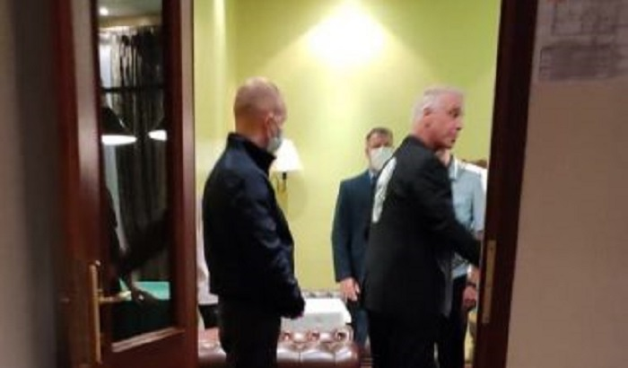 Till Lindemann Arrested In Rusia