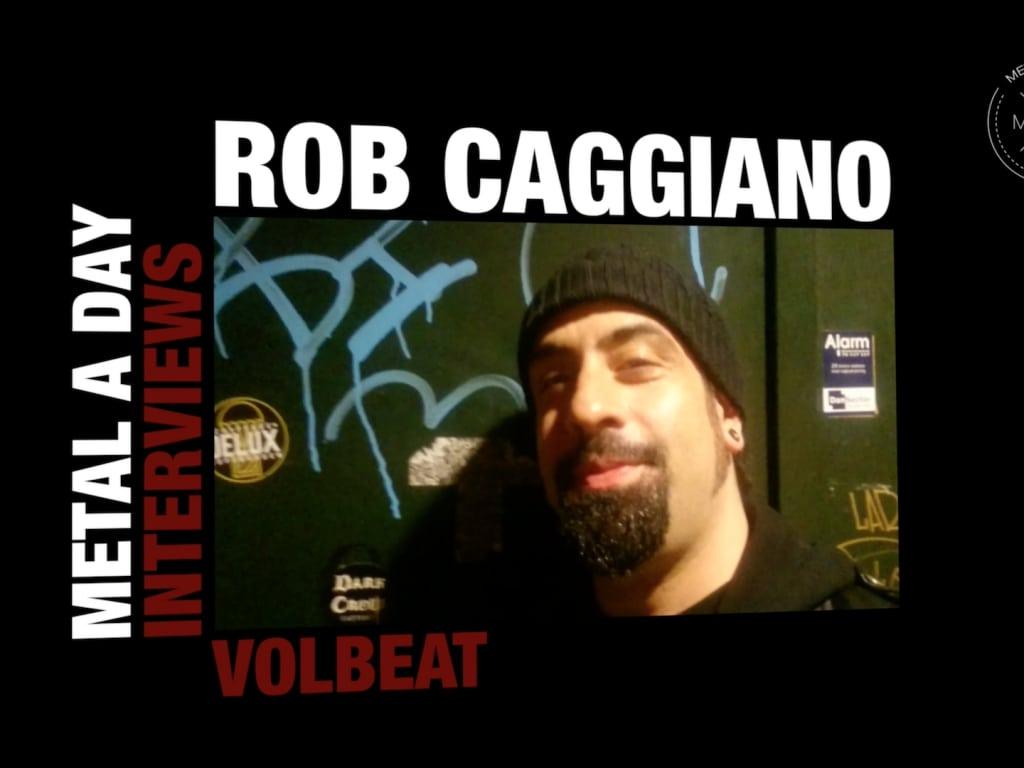 Rob Caggiano fra Volbeat