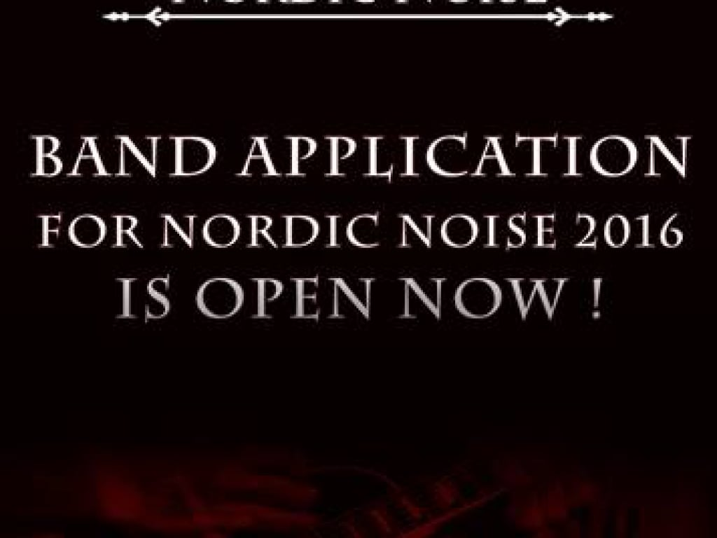 Skal dit band spille på Nordic Noise 2016?