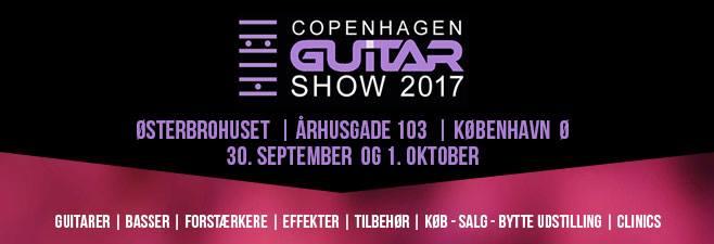 Dansk guitarmekka var en succes