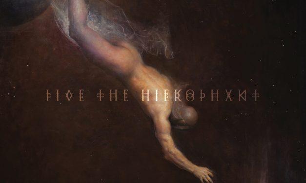 Five The Hierophant (Through Aureate Void)