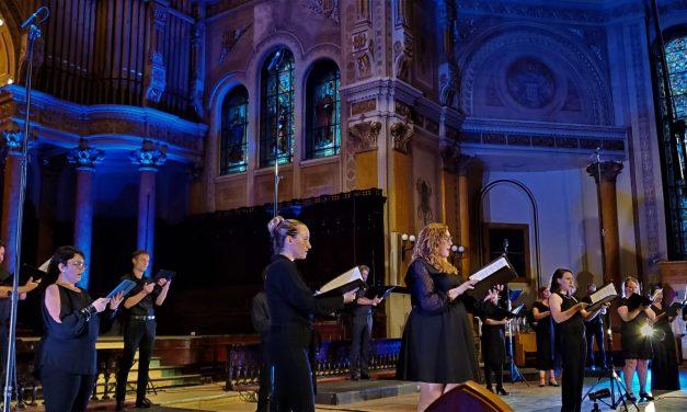 Growlers Choir et Temps Fort (18 juin 2021)