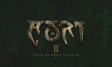 Auri (II – Those We Don't Speak Of)