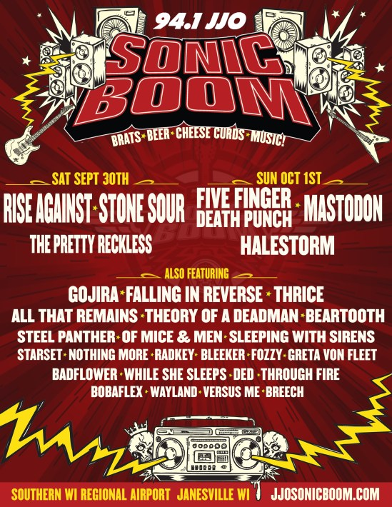 Sonic Boom Festival [2017]