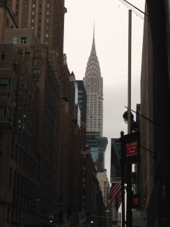 Cant help wanting to snap pics of the Empire State BLDG