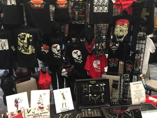MBM Merch at Days of Dead