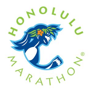 Honolulu-Hawaii-Maraton - Metal badge clients