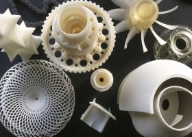 3D Printing Plast