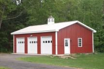 Garage Pole Barn Building Kits