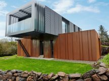 Grand Design - Shipping Container Home Patrick Bradley