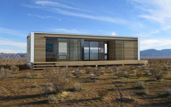Connect Homes Modern Prefab Design