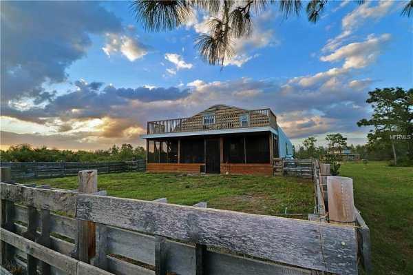 Saint Cloud, FL Quonset Home 4.96acre 3bed 2 bath | Metal ...