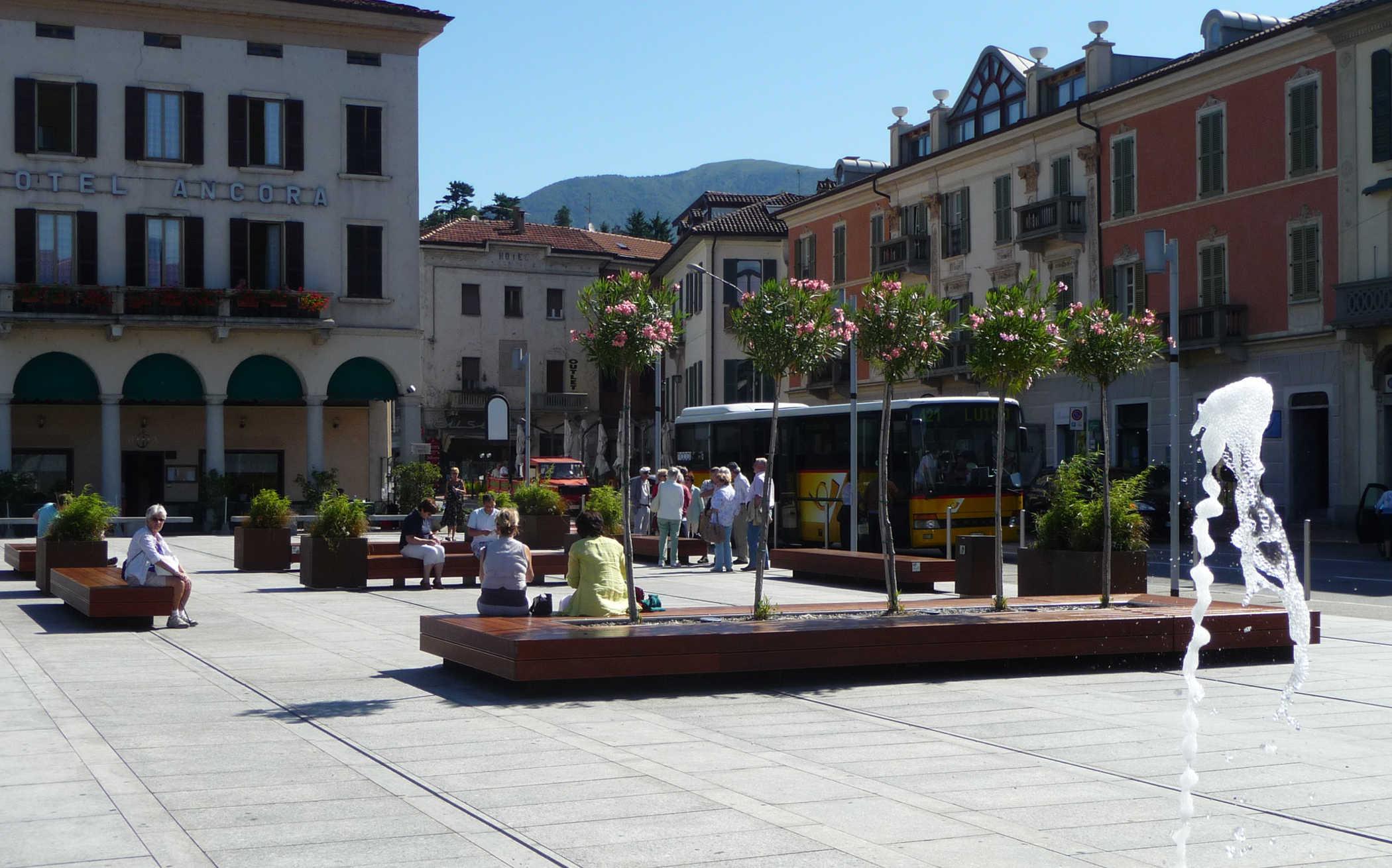 LUINO Lago Maggiore  Metalco