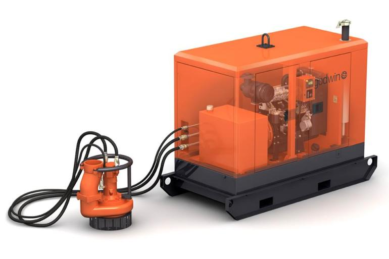 Pompes submersibles hydrauliques