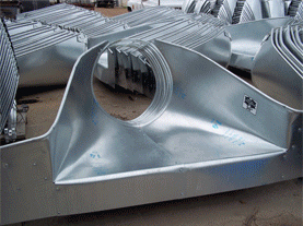 Metal End Sections