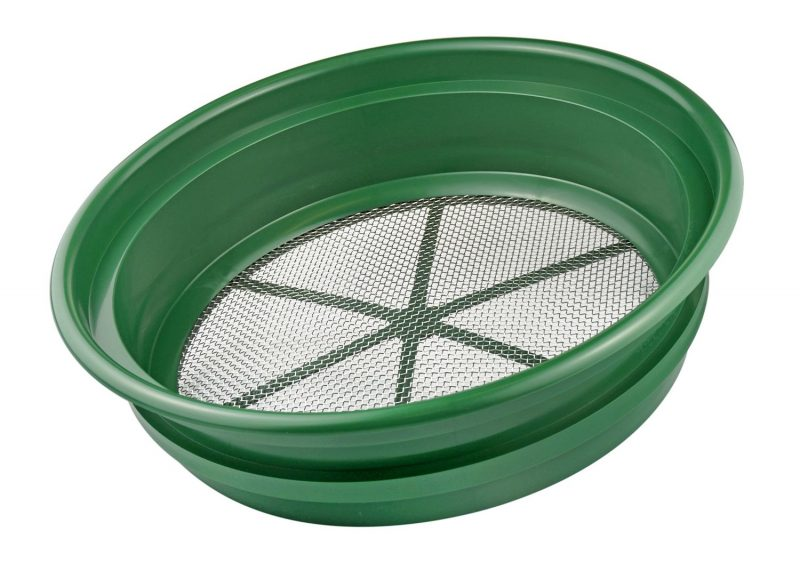 stackable sifting pan