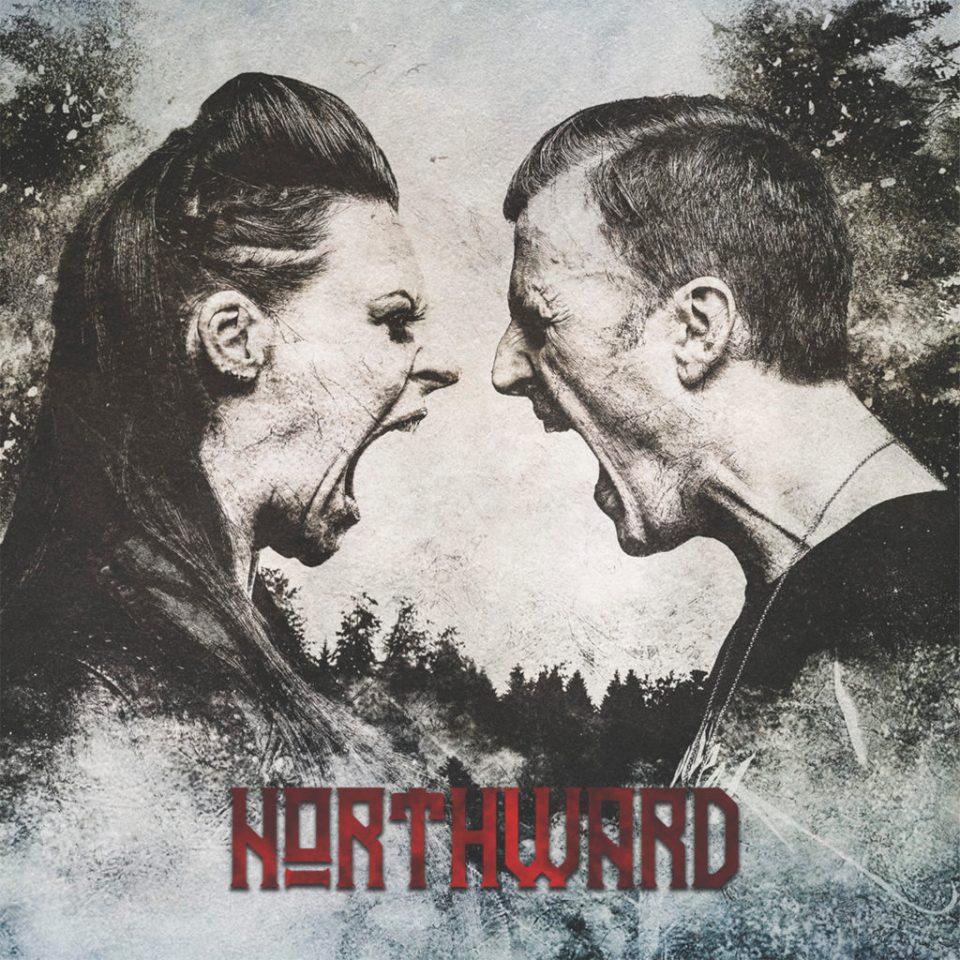 Pochette du premier album de Northward