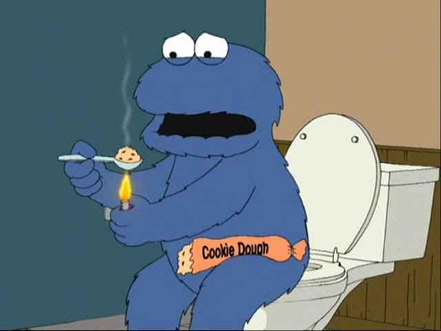 poor cookie monster