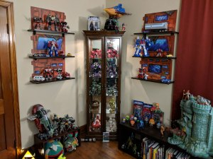 Keith's Toy Collection