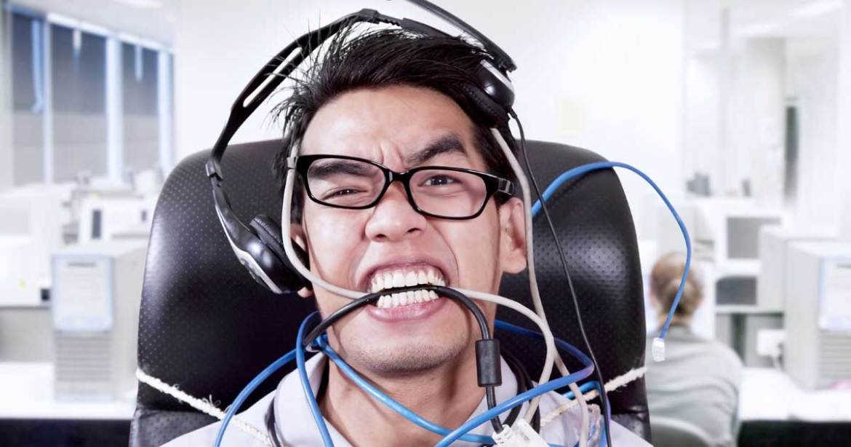 Saiba como lidar com o estresse no trabalho