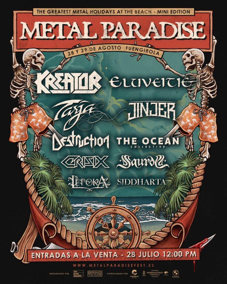 Metal Paradise Fest