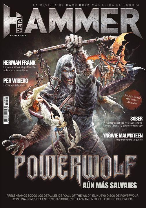 Powerwolf, Metal Hammer