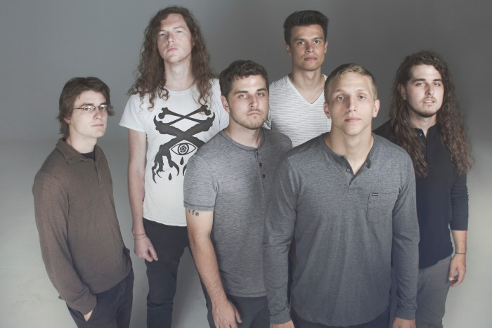 The Contortionist Press Shot