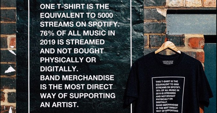 WHILE SHE SLEEPS Release Free T-Shirt Design To Clue Fans Into How