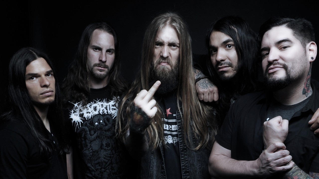 SUICIDE SILENCE Offer First Taste of New Music, And The Heaviness Is Back!