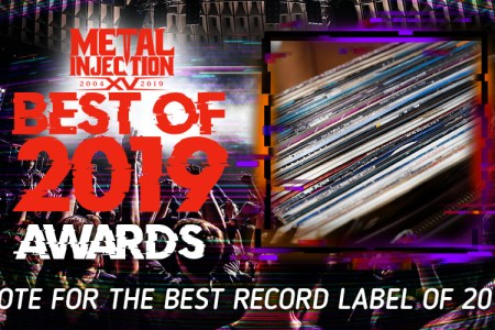 Best Record Label 2019