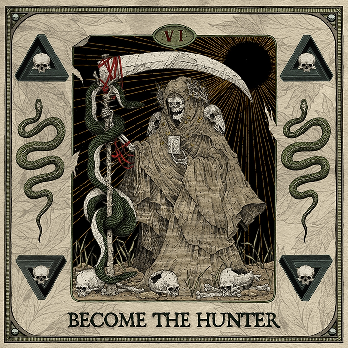 Album Review: SUICIDE SILENCE Become the Hunter