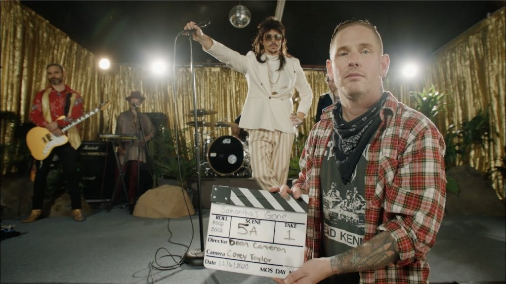 """COREY TAYLOR Dumps On Indie Rock In """"Samantha's Gone"""" Video"""