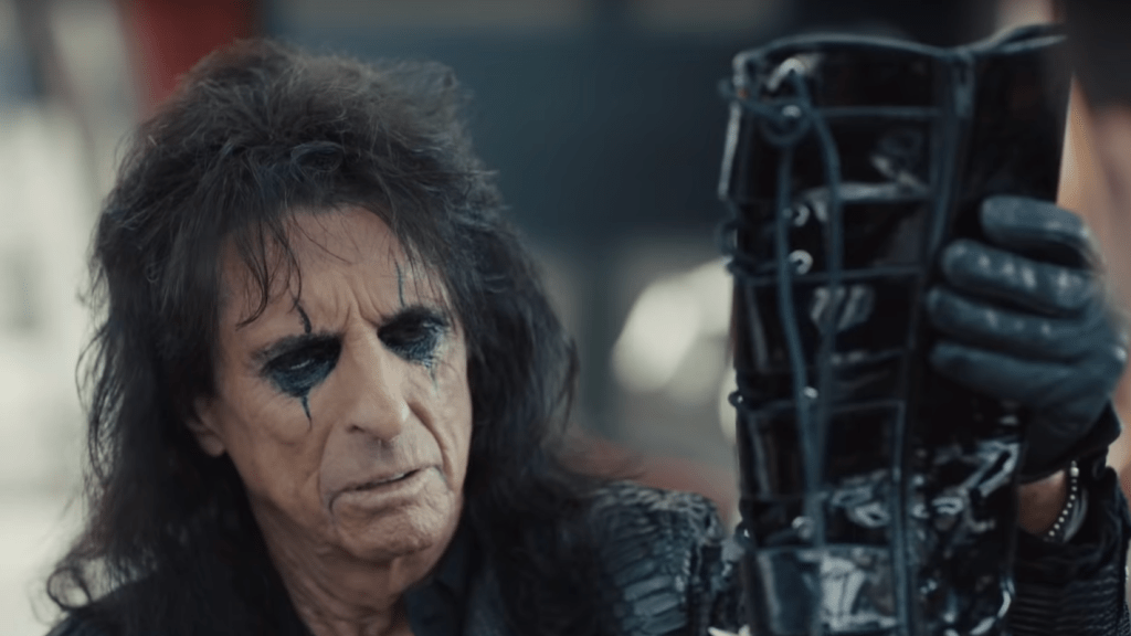 ALICE COOPER & Cleveland Browns Quarterback Baker Mayfield Featured In Progressive Commercial