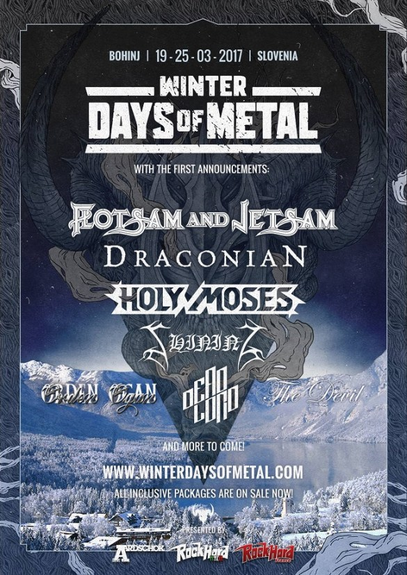 Winter Day of Metal