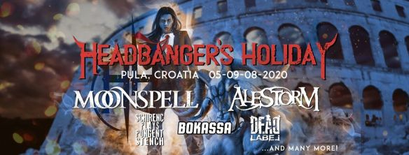 Headbanger's Holiday