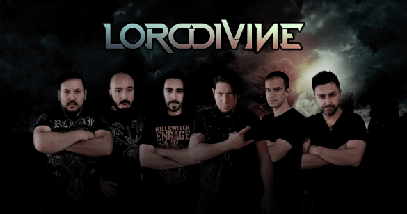 LORD DIVINE band pic