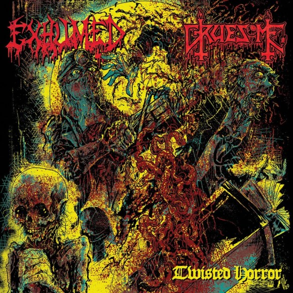 EXHUMED Gruesome