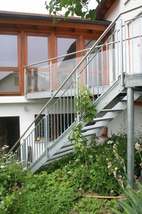 Balkone  Terassen  Torsten Nrr Schlosserei  Metallbau