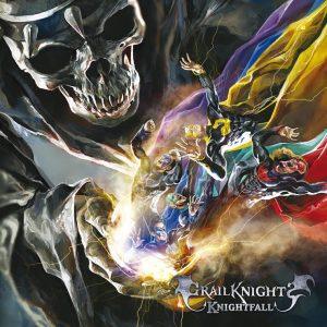 """Grailknights """"knightfall"""" VÖ 04052018 (intono Records"""